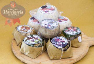 pecorino insaporito vari gusti norcineria laudani_da_raw