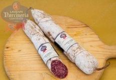 salame campagnolo norcineria laudani