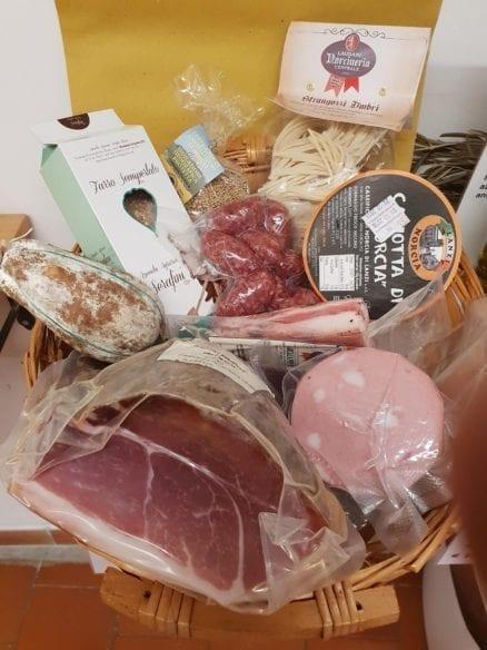 norcineria laudani confezione da 72 euro