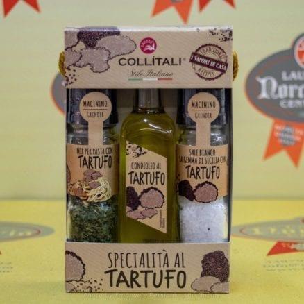 kit 3 specialità al tartufo in offerta