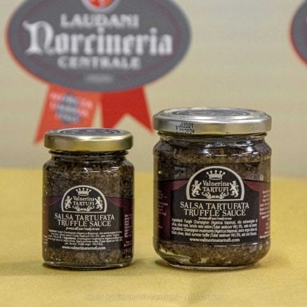 Salsa tartufata da Norcia barattolo 90g e 180g